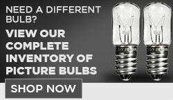 Picture - Exit - Display Light Bulbs