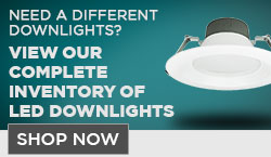 LED Downlights Ad