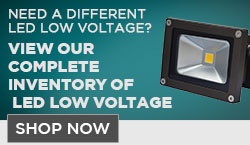 LED Low Voltage Flood Light Fixtures Ad