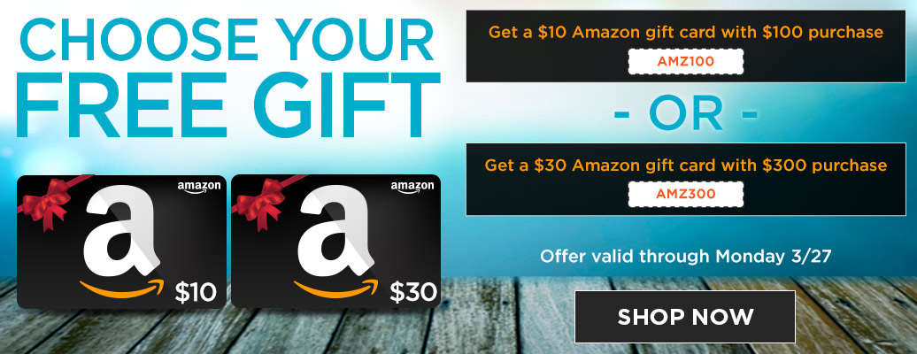 Amazon Gift Card Offer!
