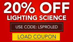20% Off Lighting Science