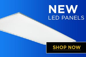 New LED Panels
