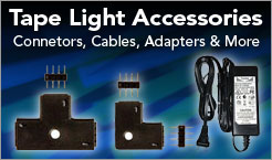 LED Tape Light Accessories