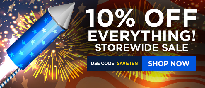 10% Off Everything!