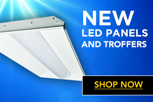 LED Panels & Troffers