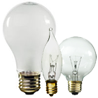 Incandescent Bulbs - Category Image