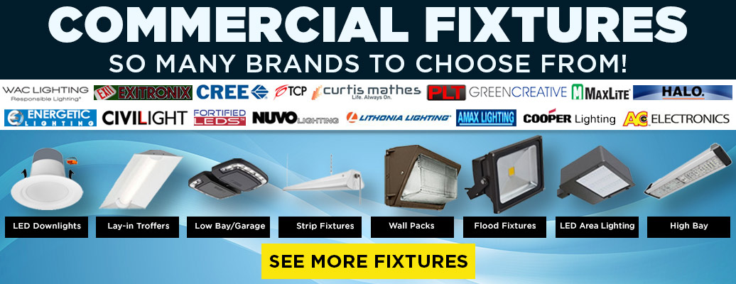 Commercial Lighting Fixtures