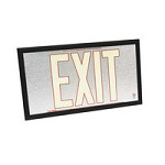 Aluminum Photoluminescent Exit Signs - Category Image