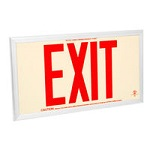 75 Ft View Exit Signs - Category Image