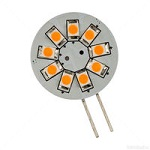 LED T3 Wafer Bi-Pin Bulbs - Halogen Replacement - 12 Volt - Category Image