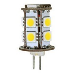 LED GY6.35 Bi-Pin Bulbs - Halogen Replacement - Category Image