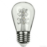 2W LED Light Bulb - 2700K Warm White - Clear - Category Image