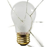 Shatter Resistant Incandescent Bulbs