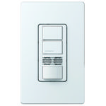 Lutron Maestro MS-B202-WH - Dual Switch Occupancy Sensor - Category Image