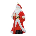 Clearance - Santa Ornaments - Category Image
