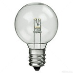 G12LED Warm White Christmas Replacement Bulb - Category Image
