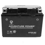 12V batteries with 8-8.6 Ah capacities - Category Image