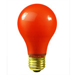 Orange A19 Light Bulbs - Category Image