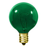 Green G12 Globe Light Bulbs - Category Image