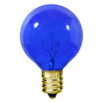 Blue G12 Globes - Category Image