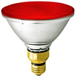 Red PAR38 Light Bulbs - Category Image