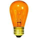 Amber S14 Light Bulbs - Category Image