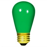Green S14 Light Bulbs - Category Image
