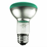 Green R20 Light Bulbs - Category Image