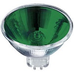 Green MR16 Light Bulbs - Category Image