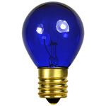 Blue S11 Light Bulbs - Category Image