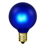 Blue G16 Globe Lights - Category Image