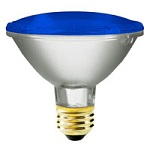 Blue PAR30 Light Bulbs - Category Image