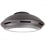 Round LED Canopy Lights