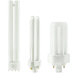 4 Pin Plug-In CFLs - Category Image