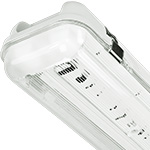 LED Ready Vapor Tight Fixtures - Category Image