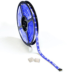 Blue LED Tape Light - 12 Volt and 24 Volt