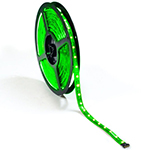 Green LED Tape Light -12 Volt and 24 Volt