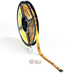 Yellow LED Tape Light - 12 Volt and 24 Volt