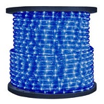 Blue Rope Light on Clearance - Category Image