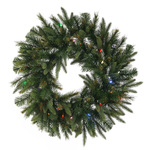 2 - 3 ft. Cashmere Pine Christmas Wreaths - Category Image