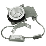 LED Recessed Downlight - Complete Fixture w/ J-Box