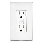 Receptacles - GFCI Outlet - Category Image