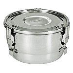 Humidor Storage Container - Food Grade Stainless Steel - Category Image