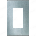 Stainless Steel One Gang Wallplates - Category Image