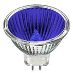 Blue MR11 Light Bulbs - Category Image