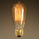 Squirrel Cage Filament - Edison Bulbs - Category Image