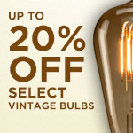 Antique Bulb Price Drop - Category Image