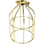Brass Light Bulb Cage - Category Image