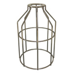 Nickel Light Bulb Cage - Category Image