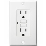 GFCI Receptacles - White - Category Image